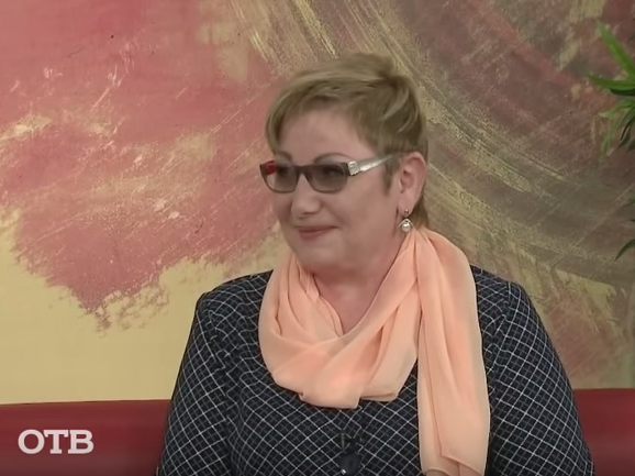 Светлана Богачева в программе о зрении школьников