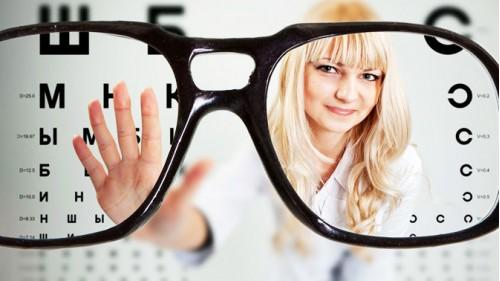 Консультация офтальмолога в клинике